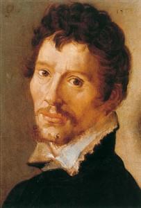 Navarrete, Autorretrato (Fuente Wikipedia)