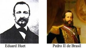 Huet&PedroII