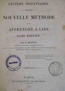 Portada del libro (Corresponde al ekjemplar conservado en la Biblioteca del INJS, París. Archivo de A. Oviedo)