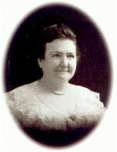 Doctora Cecilia Grierson (Buenos Aires, Argentina, 22/11/1859 – 10/04/1934).