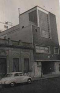 Fachada de la Asociación de Sordomudos de Ayuda Mutua ASAM – Buenos Aires, Argentina, 1912