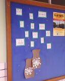 Placas de Libras para o aluno surdo e ouvintes